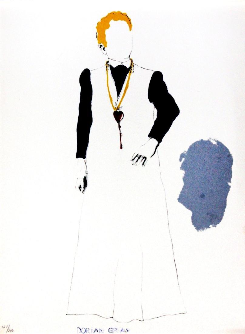 Dorian Gray by Jim Dine