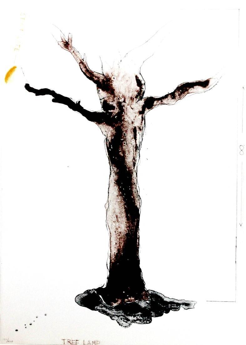 Tree Land by Jim Dine