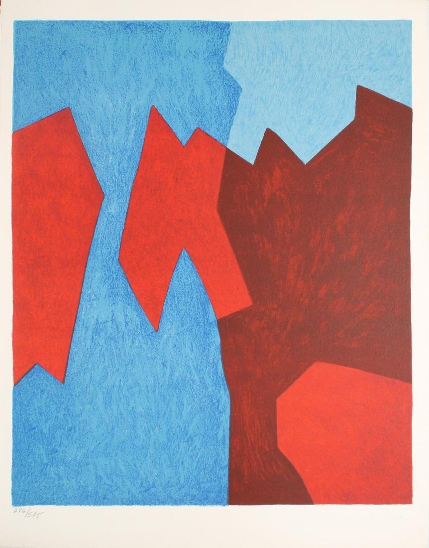 Serge Poliakoff - Untitled