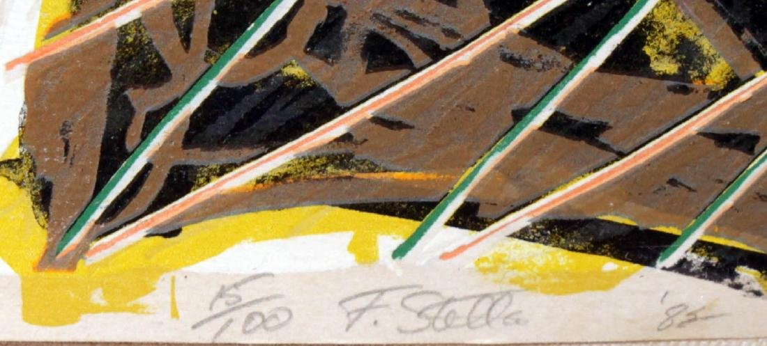 Frank Stella - Shards II - 2