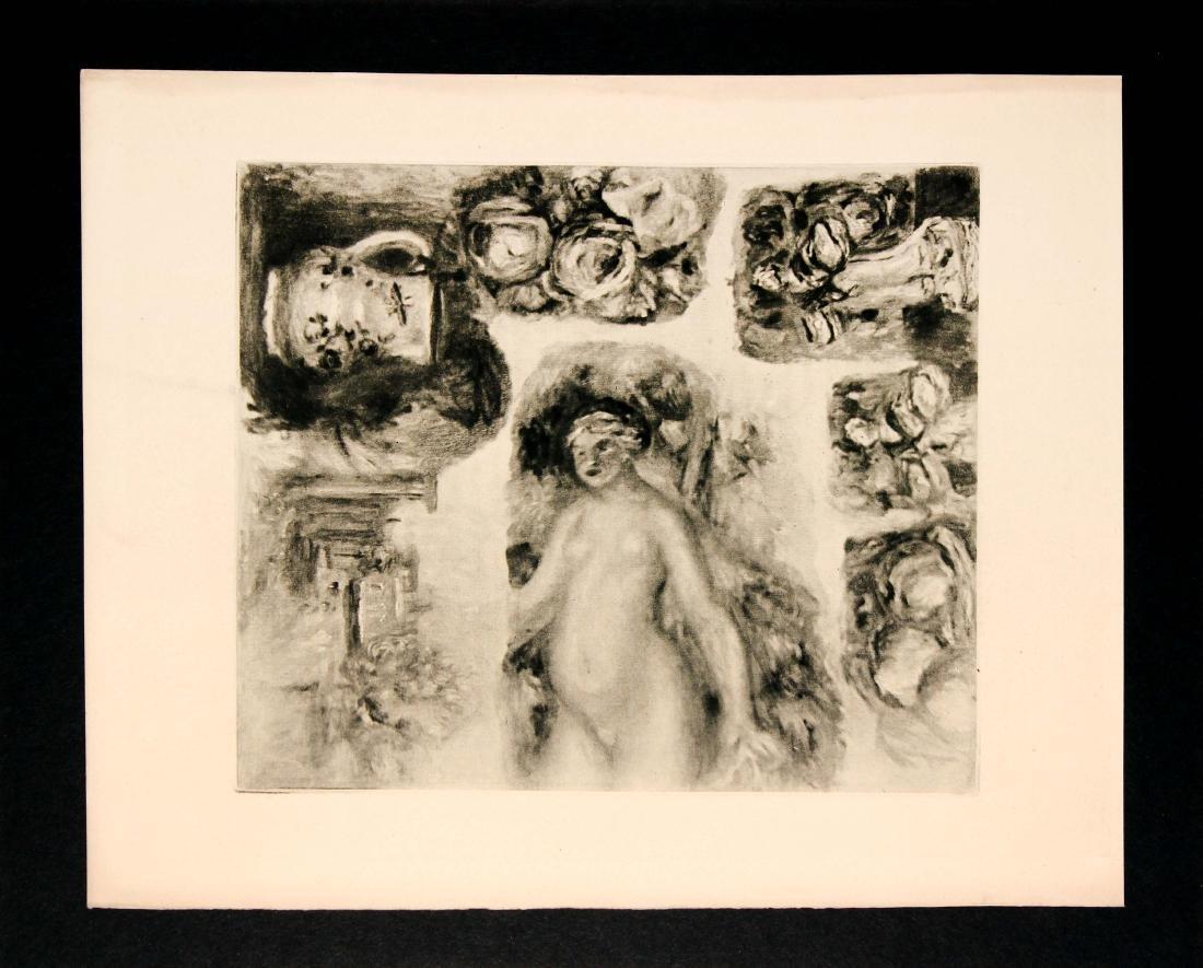 Pierre-Auguste Renoir - Etudes