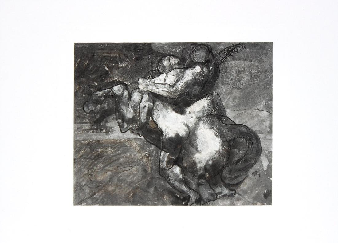 Auguste Rodin - Force and Ruse