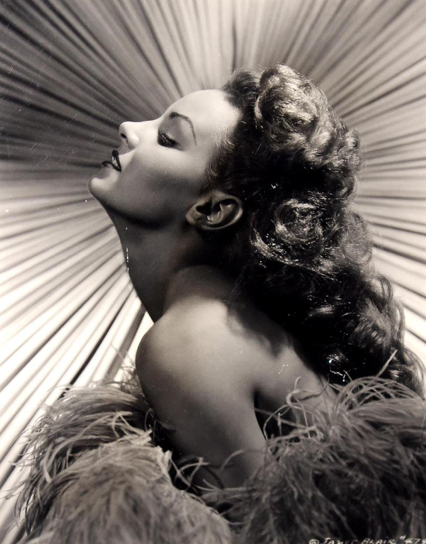 George Hurrell - Janet Blair