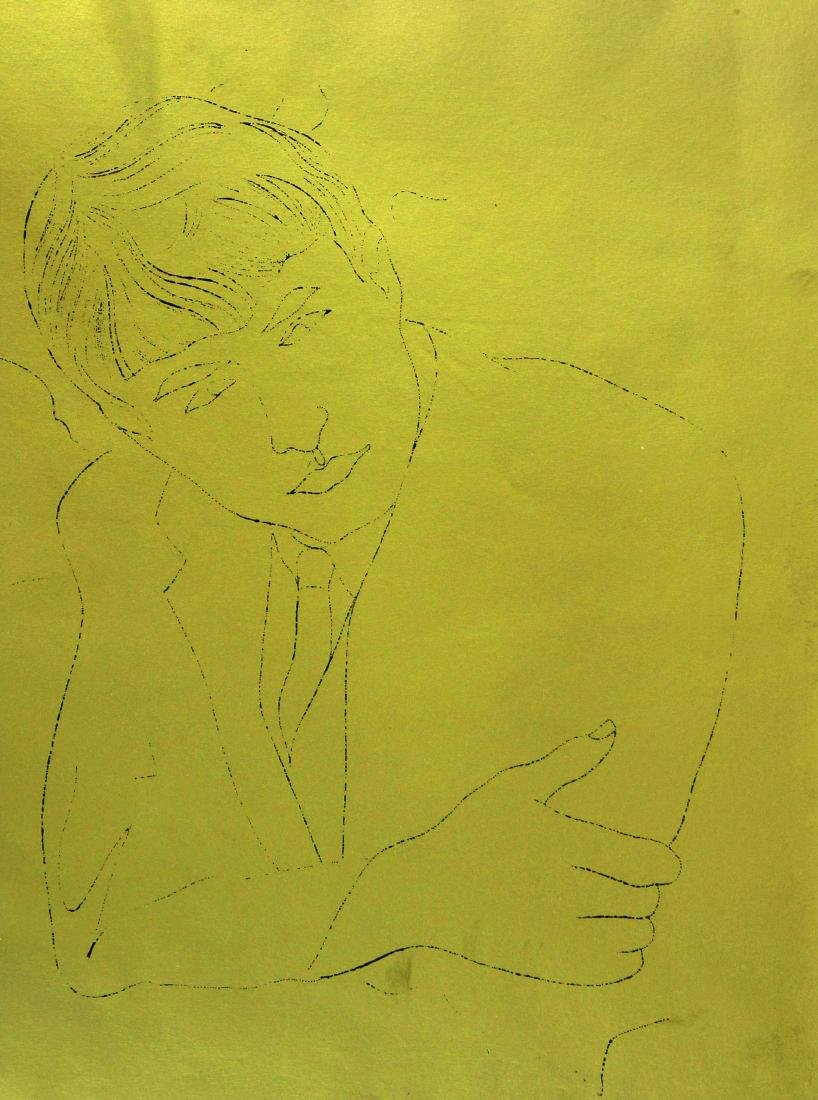 Andy Warhol - A Gold Book VIII