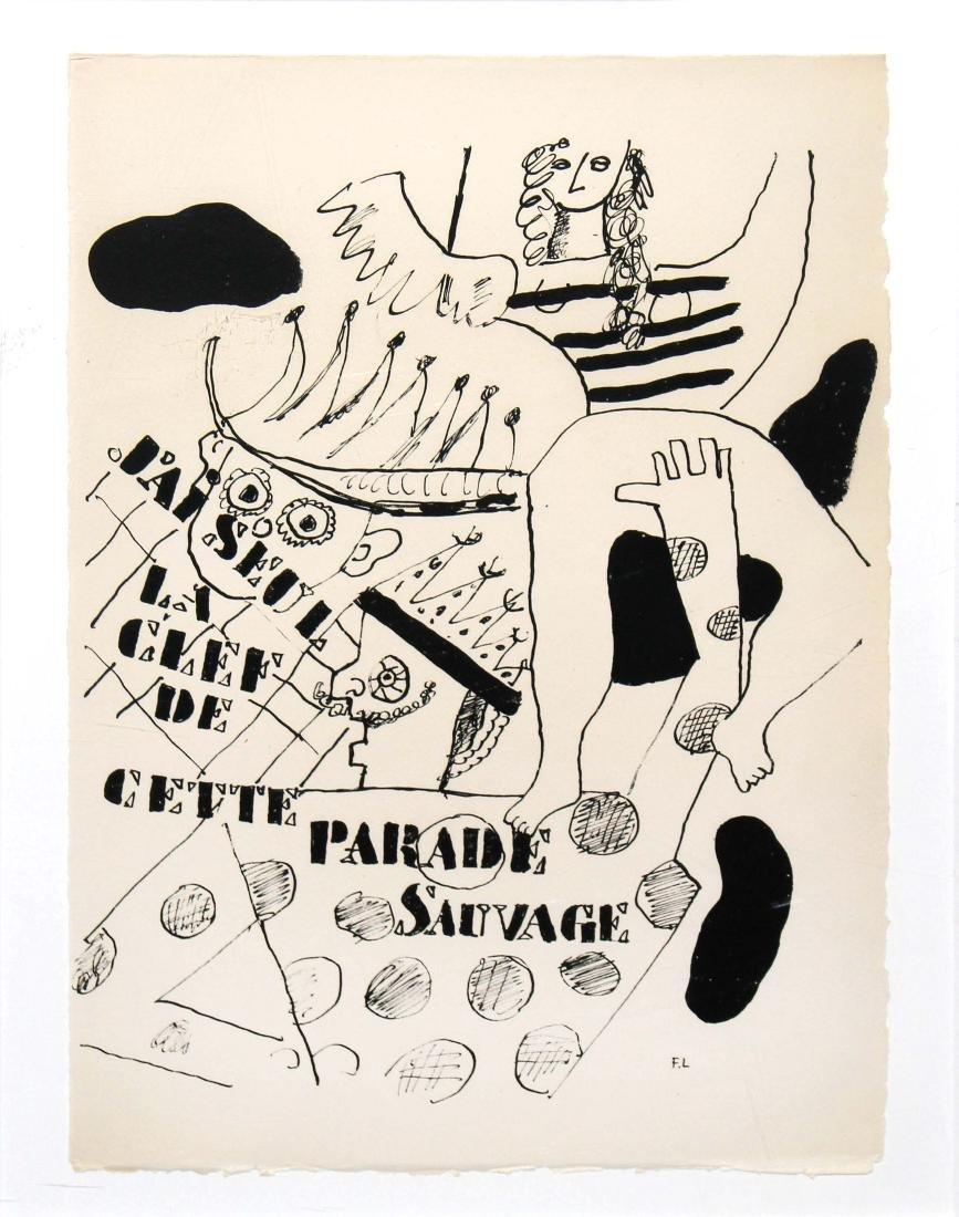 Fernand Leger  - Untitled
