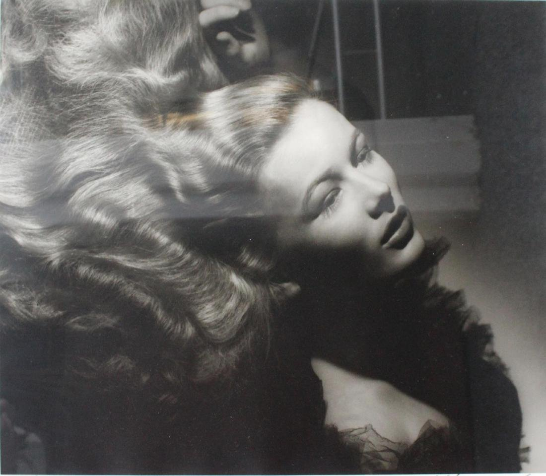 "George Hurrell - Veronica Lake from ""Portfolio III"""