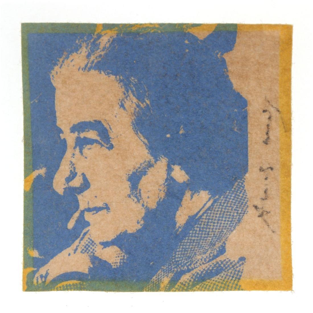 Andy Warhol - Golda Meir