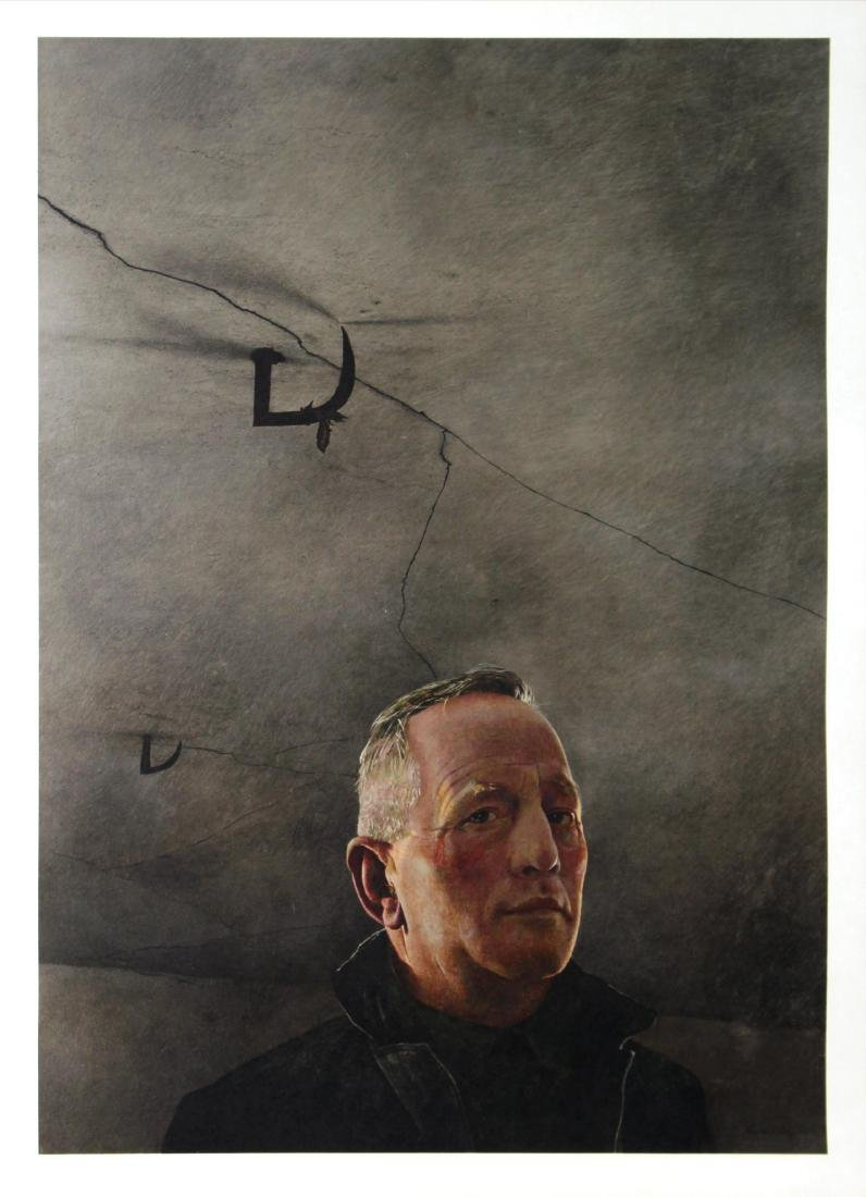 Andrew Wyeth  - Karl