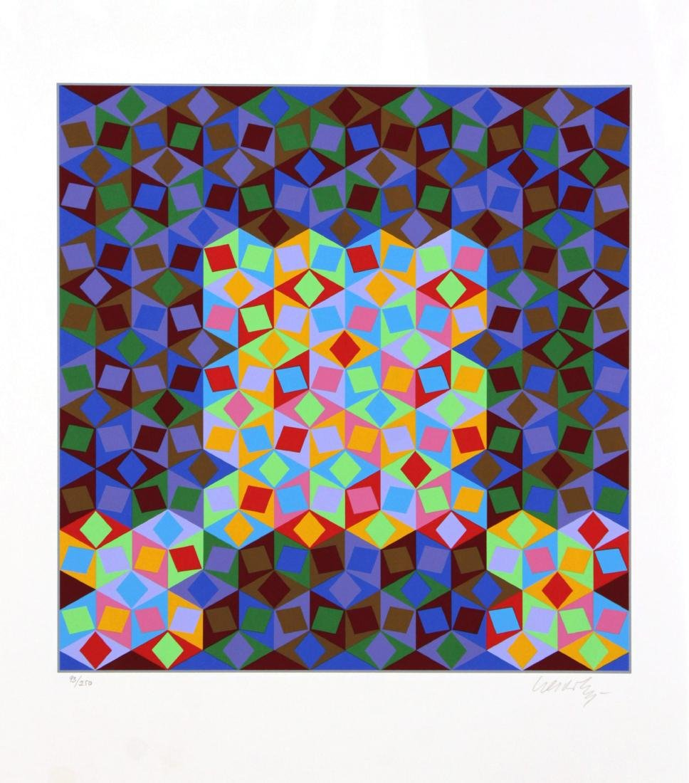 Victor Vasarely - Photon