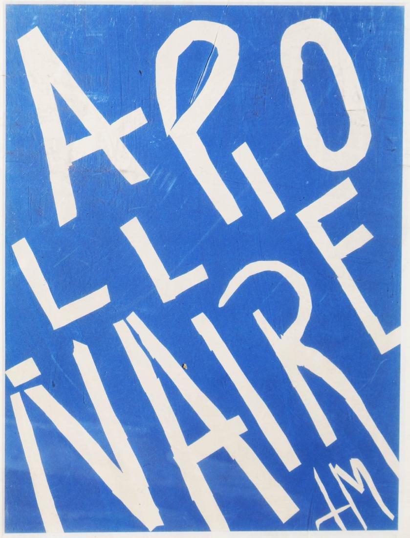Henri Matisse - Cut Out