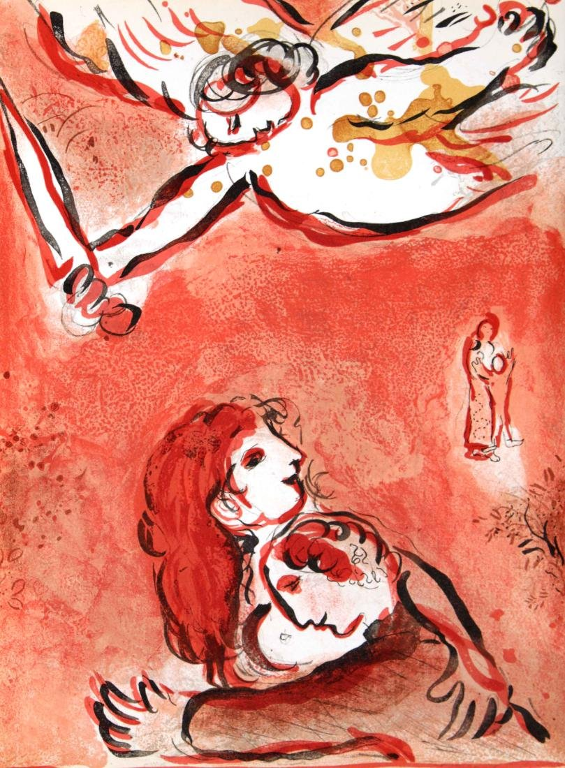 Marc Chagall - The Face of Israel