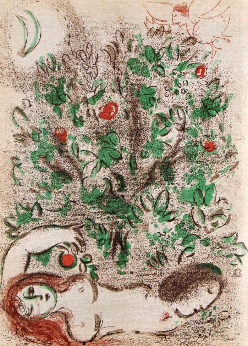 Marc Chagall - Paradise