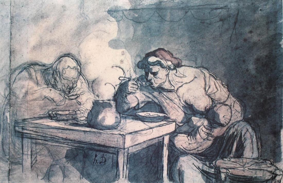 Honore Daumier - Tavola 9