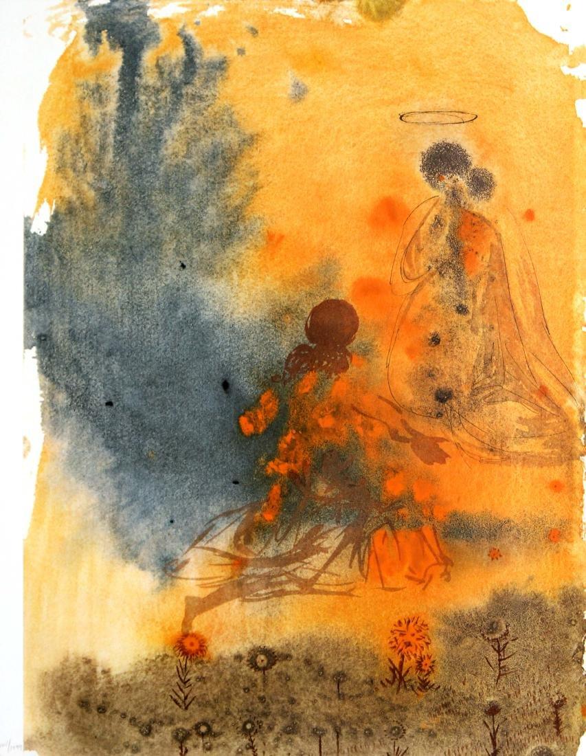 Salvador Dali - Sponsabo te mihi in sempiternum