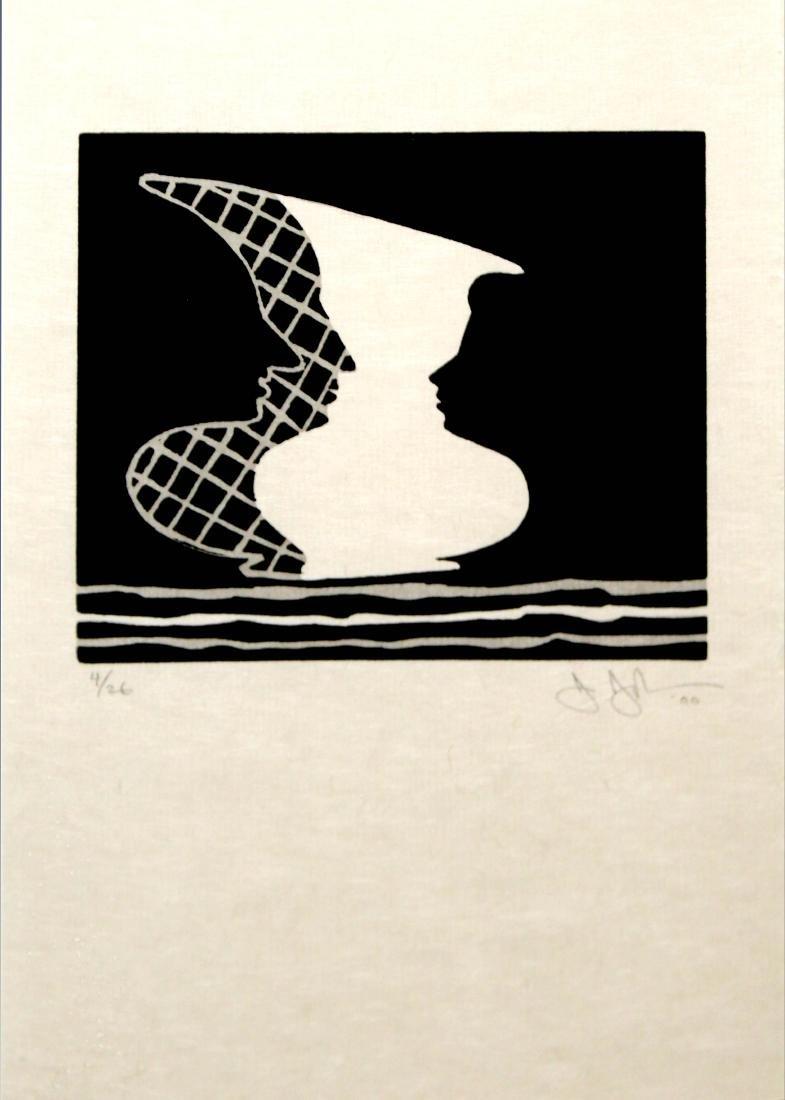 Jasper Johns - Sun on Six