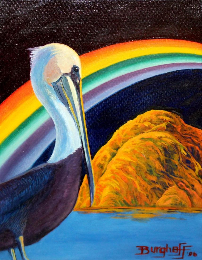 Gary Burghoff - Crane