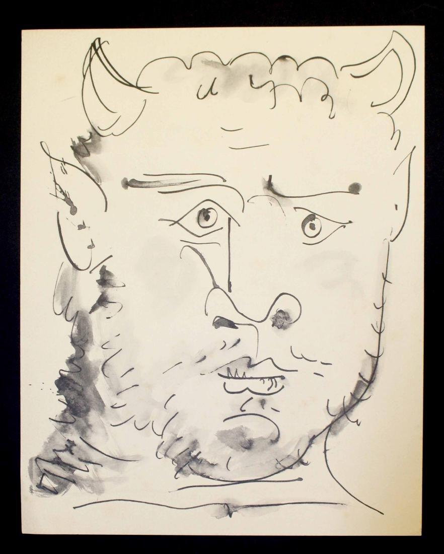 Pablo Picasso - Untitled Centaur