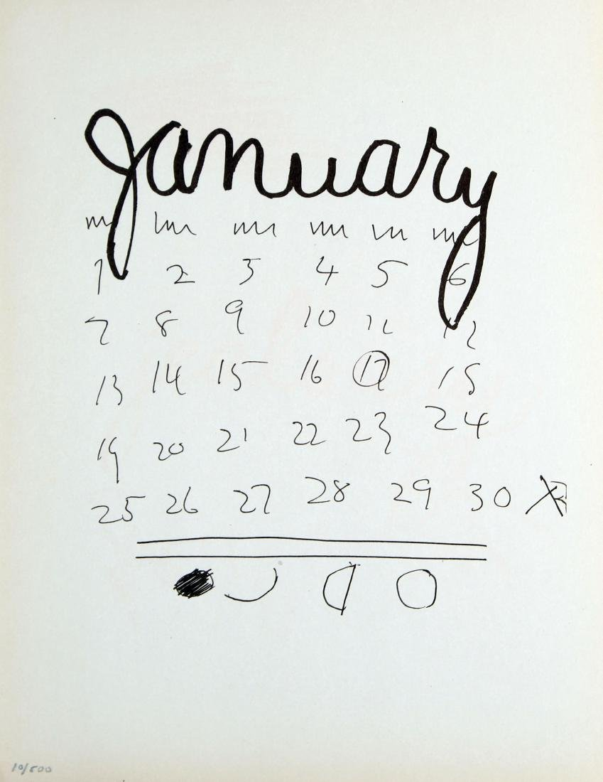 Man Ray - January