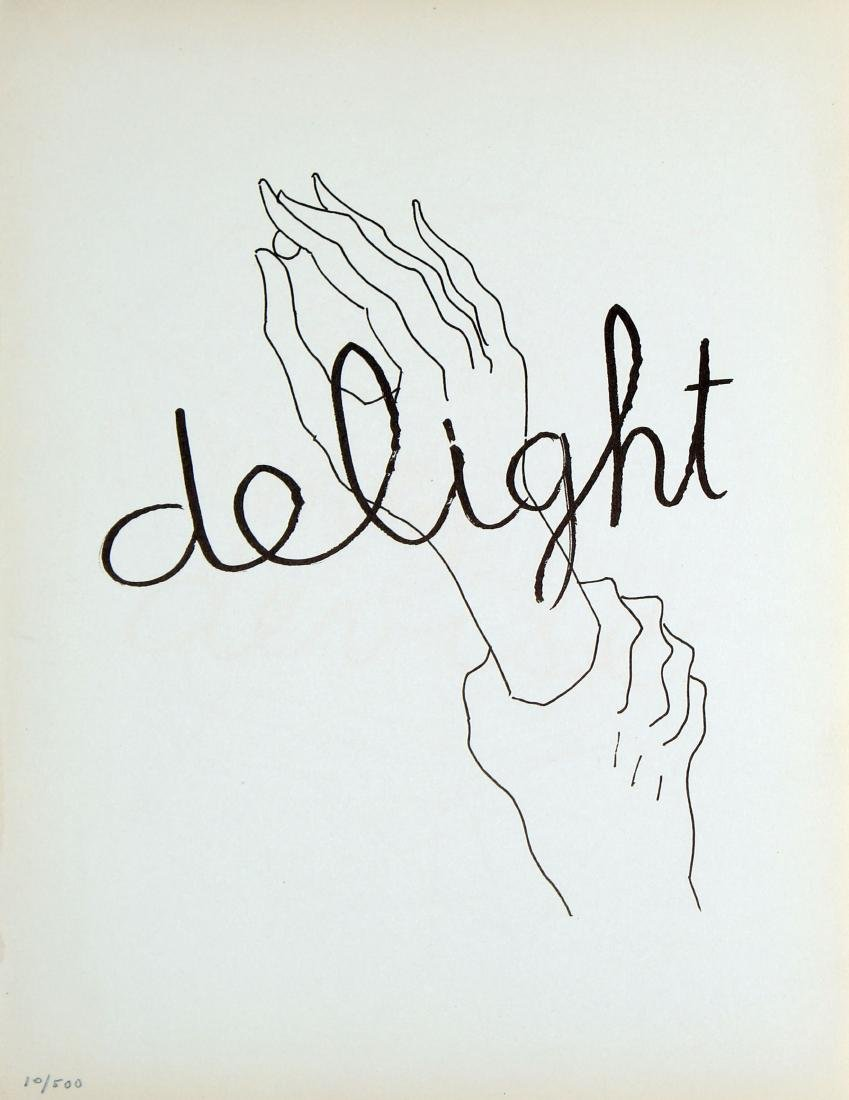 Man Ray - Delight