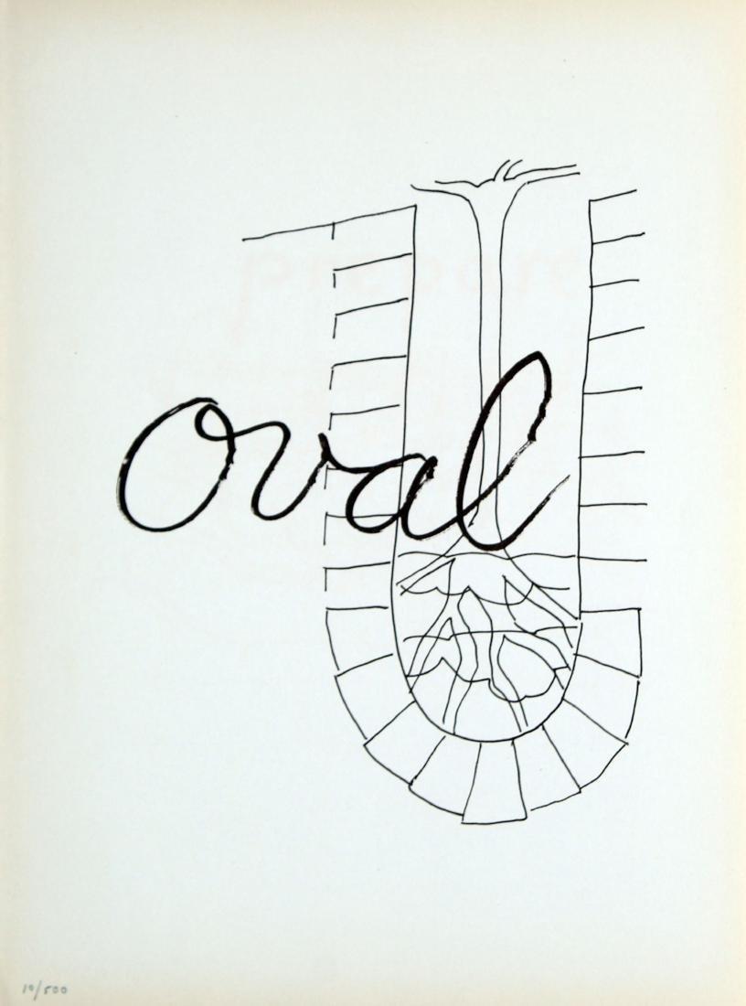 Man Ray - Oral
