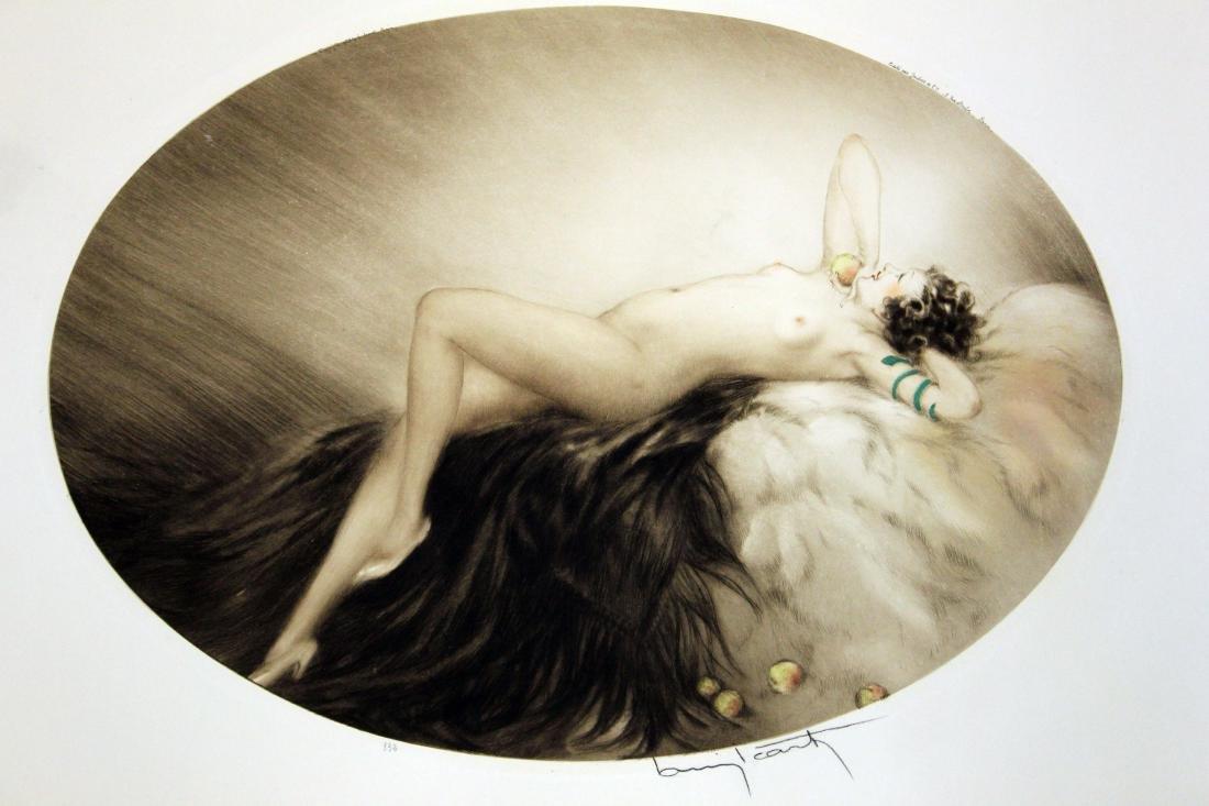 Louis Icart  - Eve