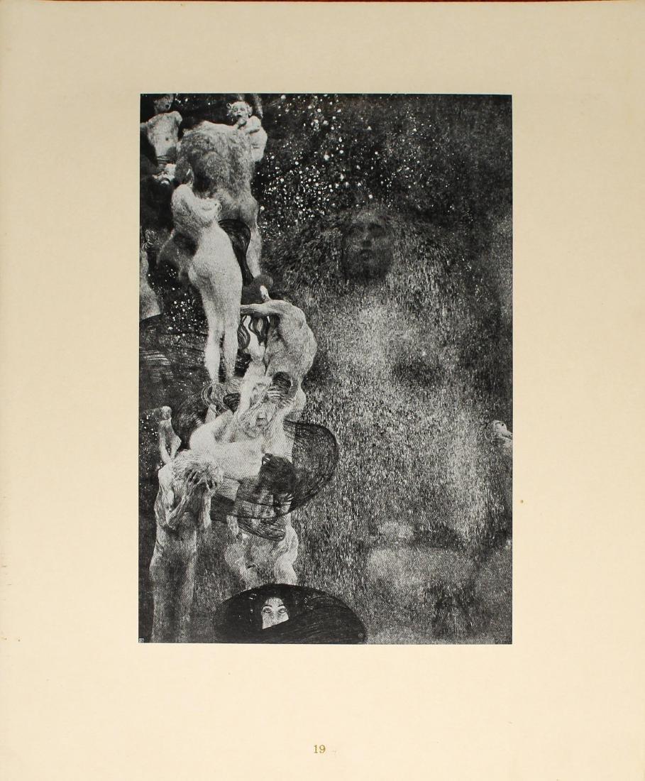 Gustav Klimt - Die Philofophie