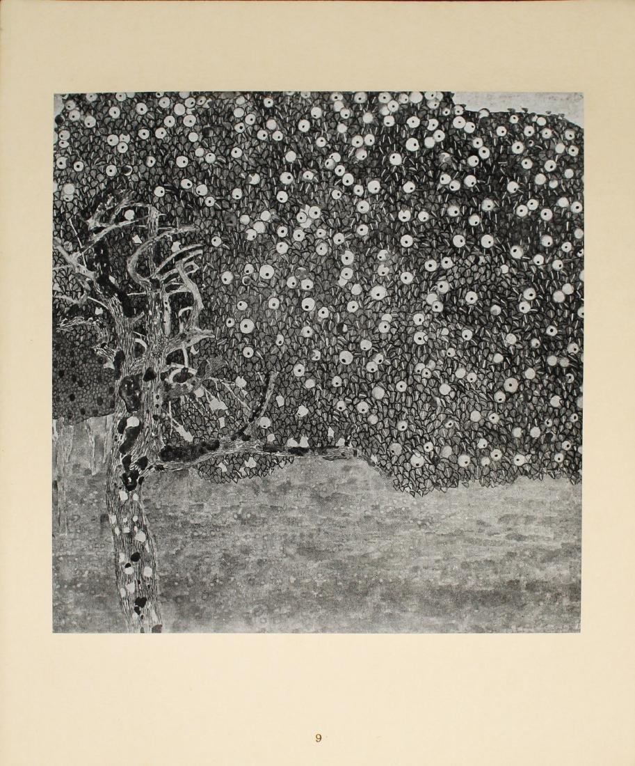 Gustav Klimt - Der goldene Apfelbaum