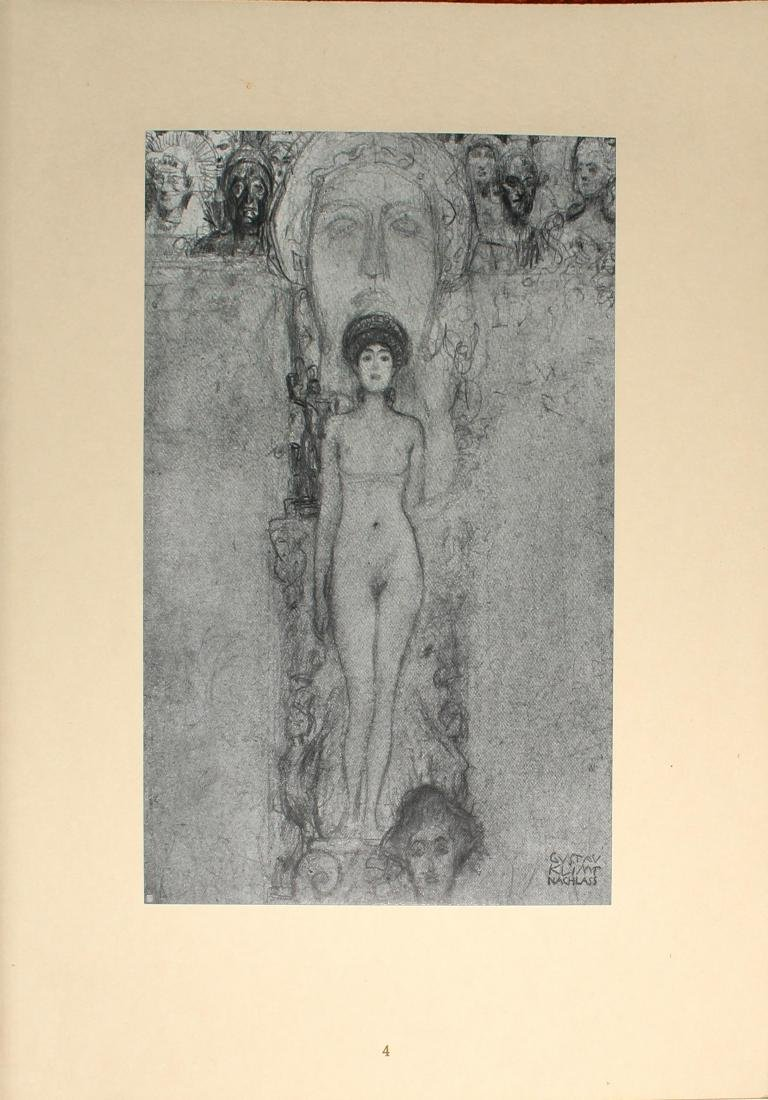 Gustav Klimt - Die Skulptur