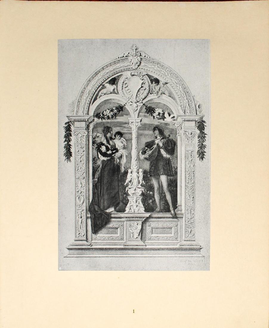 Gustav Klimt - Jugend