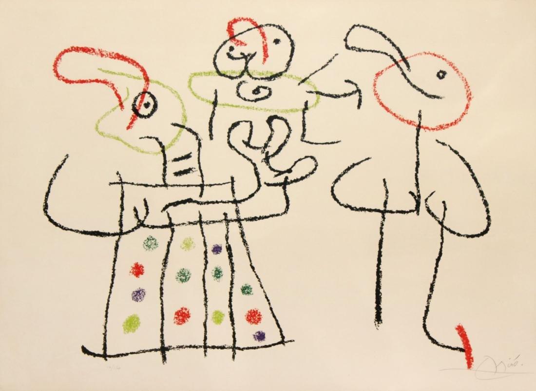 Joan Miro - Ubu Aux Baleares