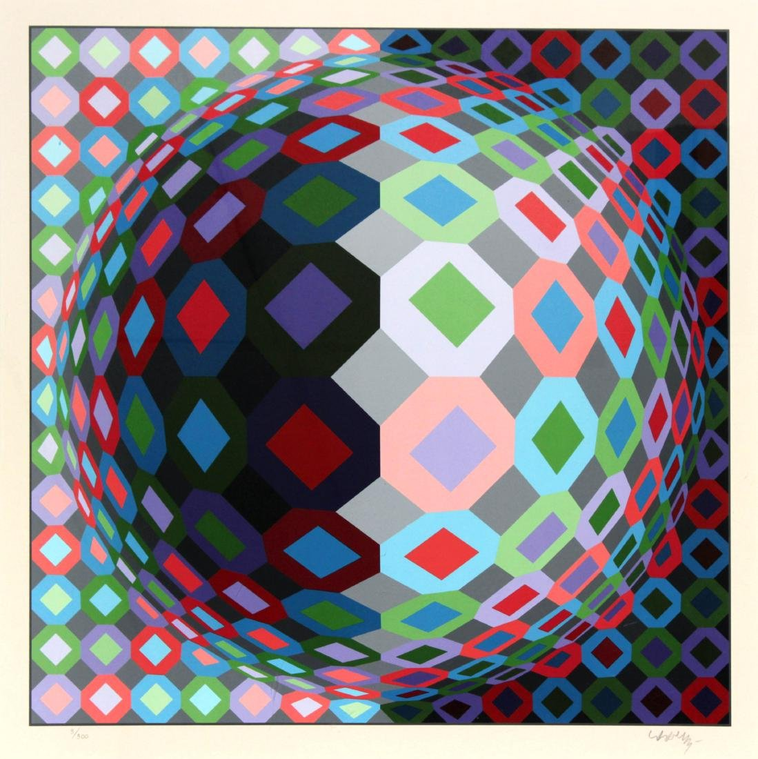 Victor Vasarely - Lator