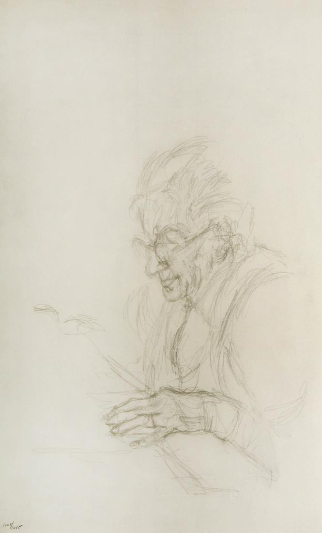 Alberto Giacometti - Ritratto della madre