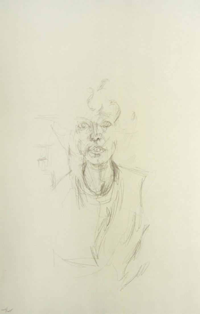 Alberto Giacometti - Annette