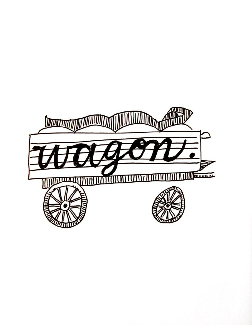 Man Ray - Wagon