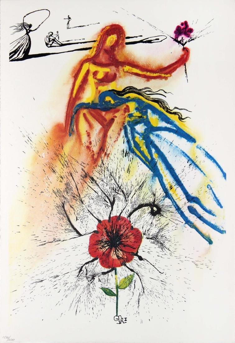 Salvador Dali - Alice's Evidence