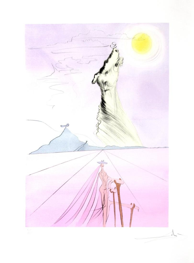 "Salvador Dali - Benjamin from ""The Twelve Tribes of"