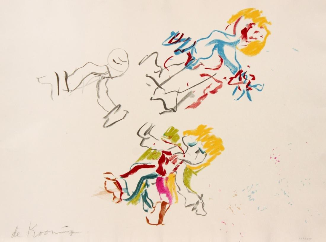 Willem de Kooning - For Lisa