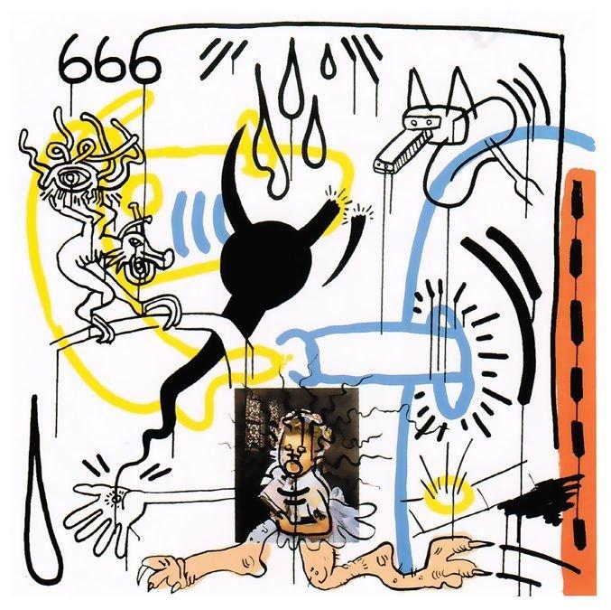 Keith Haring - Apocalypse II