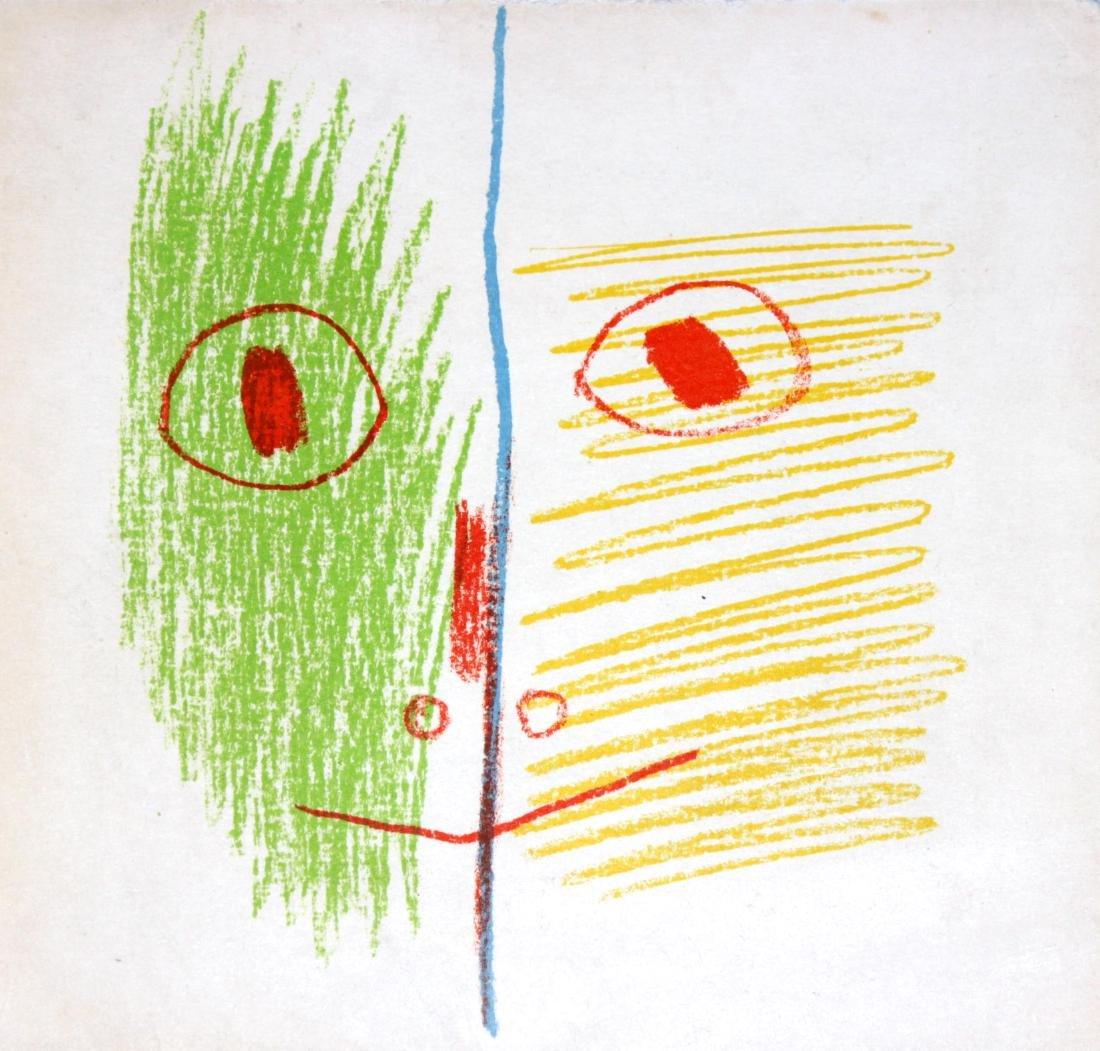 Pablo Picasso - Galerie Louise Leiris Exhibition