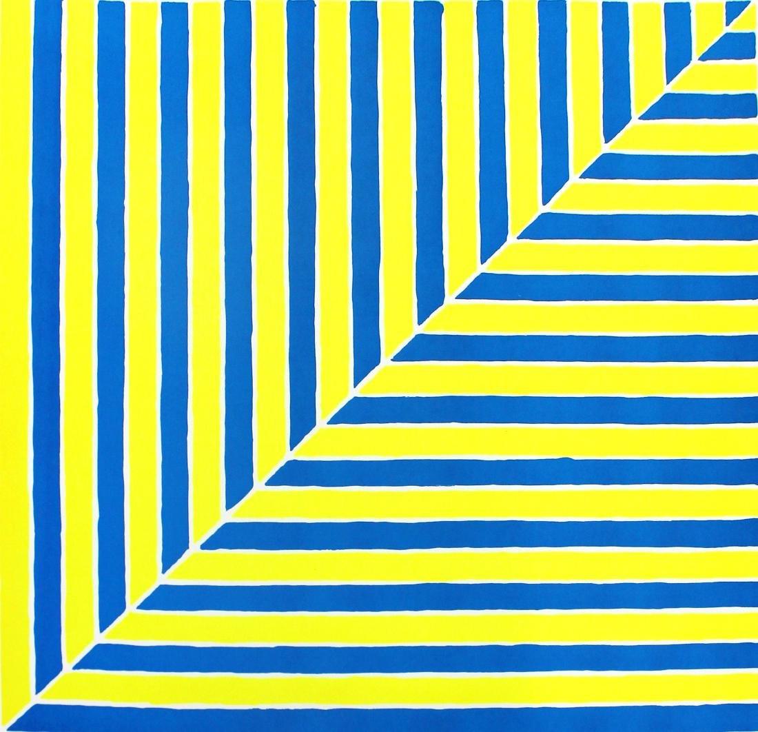 Frank Stella - Untitled (Rabat)