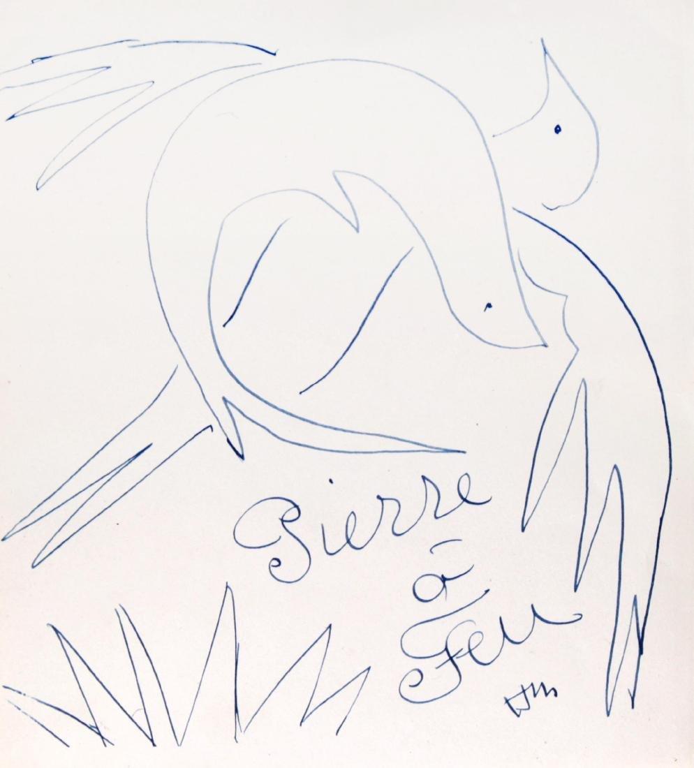 Henri Matisse - Pierre a Feu