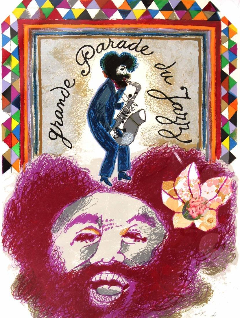 Theo Tobiasse - Grande Parade du Jazz