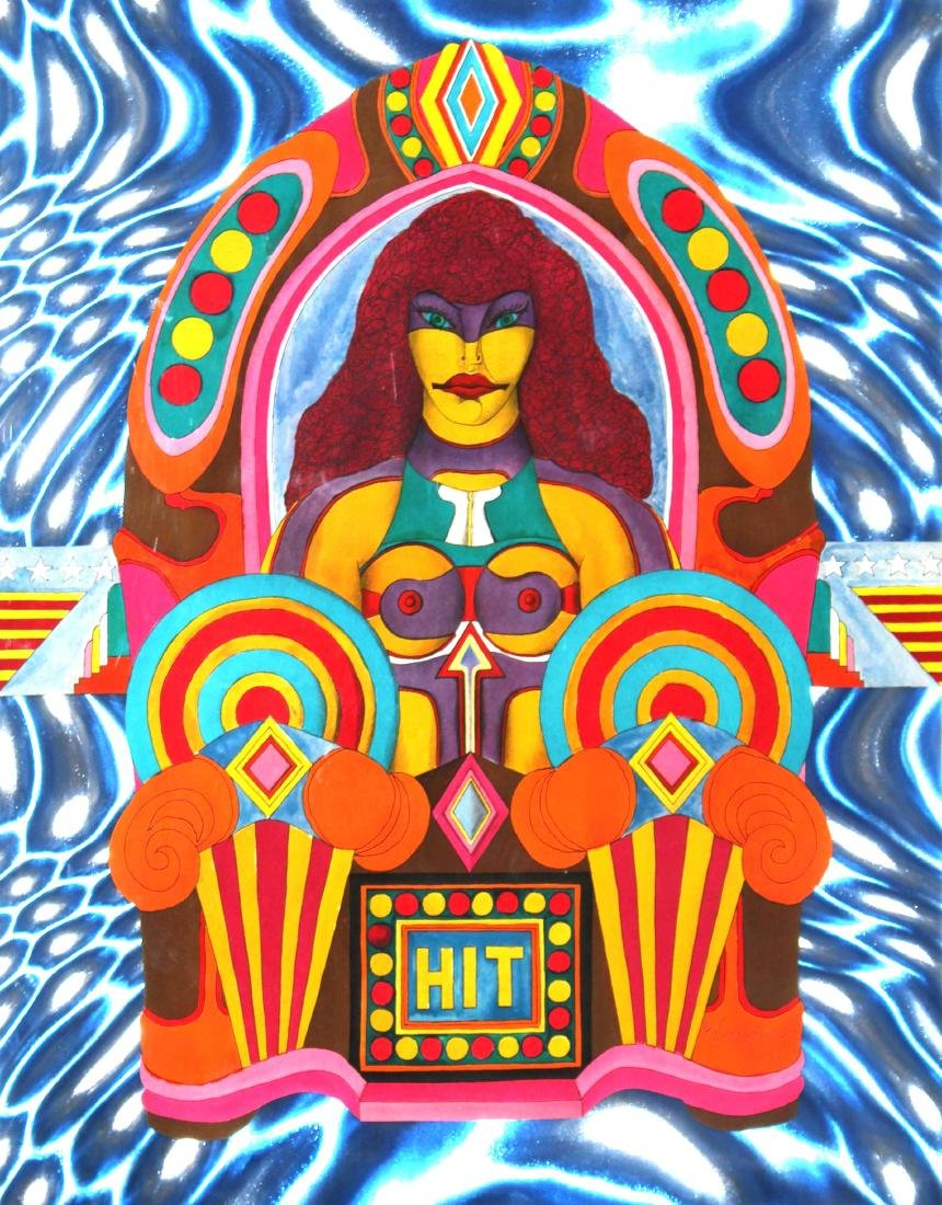 Richard Lindner - Hit