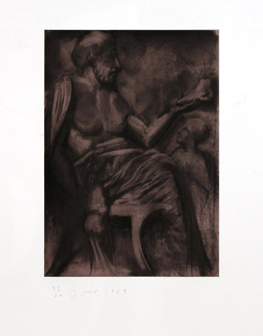 Jim Dine - Greek and Roman Antiquities