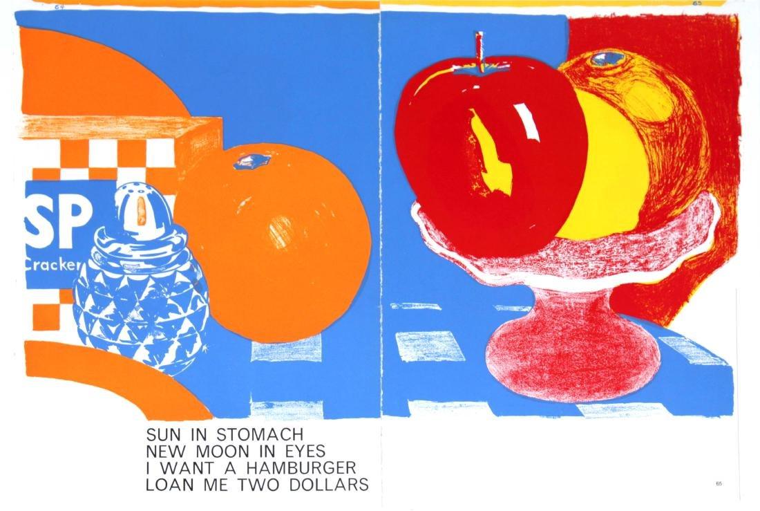 Tom Wesselmann - Aples and Oranges