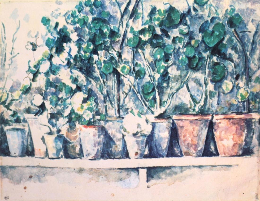 Paul Cezanne - Tavola 6