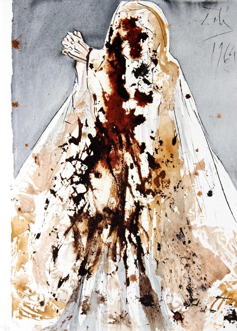 Salvador Dali - Lazare veni foras