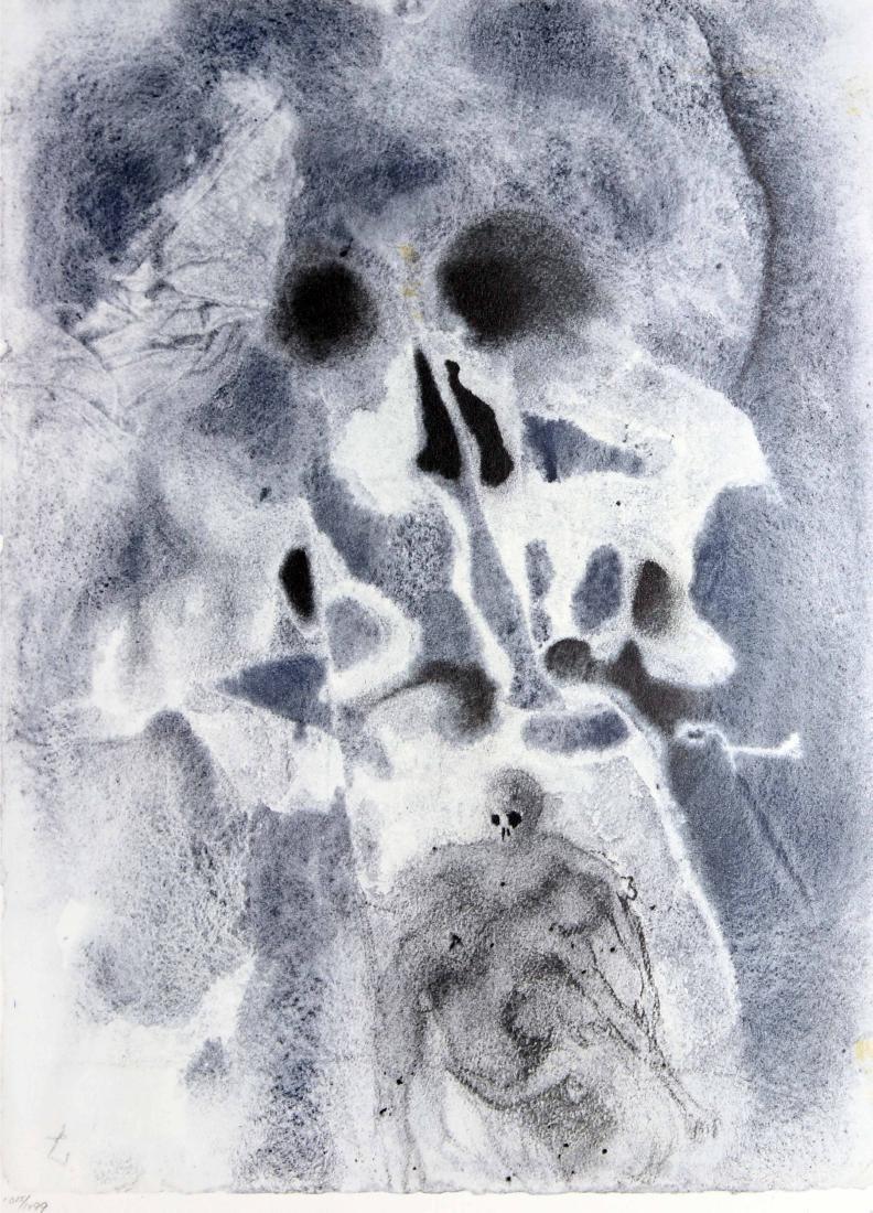 Salvador Dali - Iosia sepultus in mausoleo patrum
