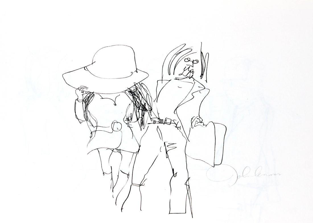John Lennon - Bag One XI