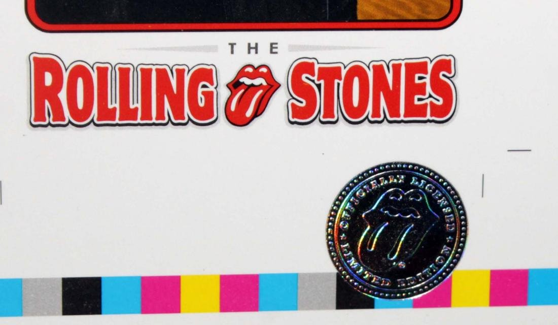 The Rolling Stones - Rolling Stones Trading Cards Uncut - 3